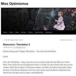 Blog Miss Optimismus